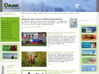 BUND - Bund für Umwelt- und Naturschutz Deutschland - Landesverband Schleswig-Holstein
