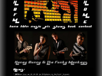 Honey Bunny & The Funky Monkeys
