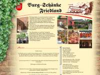 Burg-Schänke Friedland