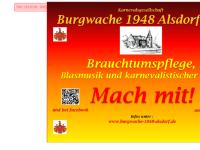 Karnevalsverein Burgwache 1948 Alsdorf