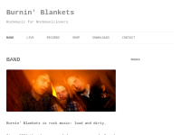 Burnin' Blankets
