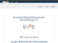 Bundesverband elektronische Beschaffung e.V.