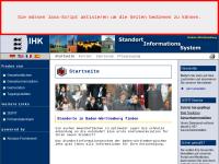 IHK-Standortinformationssystem (SIS)
