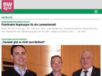 BW agrar: Landwirtschaftliches Wochenblatt und Schwäbischer Bauer