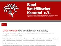 Bund Westfälischer Karneval e.V. (BWK)