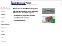 Martin Vehar - CAD-Beratung und Schulung