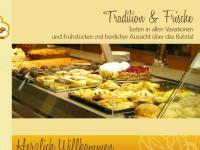 Café Ruhrblick - Bäckerei, Konditorei Stefan Gräler