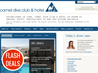 Camel Dive Club & Hotel, Sharm El Sheikh