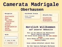 Camerata Vocale Oberhausen