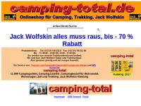 Campingverzeichnis von Wintercampingplätzen