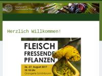 Gesellschaft für Fleischfressende Pflanzen im deutschsprachigen Raum e. V. - G.F.P.