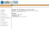 Cats Eat Fish