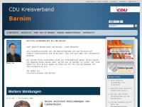 CDU Kreisverband Barnim