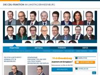 CDU-Landtagsfraktion Brandenburg