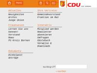 CDU-Gemeindeverband