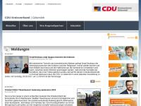 CDU-Kreisverband Gütersloh
