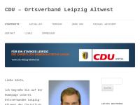 CDU Ortsverband Leipzig-Altwest