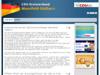 CDU-Kreisverband Mansfeld-Südharz