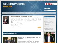 CDU Rahden