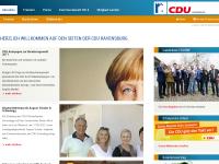 CDU Ravensburg