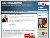 CDU - Rheinisch-Bergischer Kreis