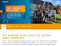 CDU-Kreisverband Saale-Holzland-Kreis
