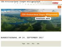CDU-Kreisverband Siegen-Wittgenstein