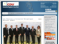 CDU, StädteRegion Aachen