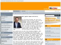 CDU Kreisverband Trier-Saarburg