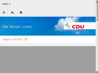 CDU Winsen, Luhe