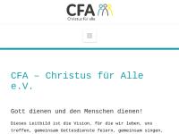 CFA - Christus für Alle