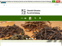 Chenshi China Tee, Christian Menné
