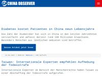 China-Observer China Nachrichten
