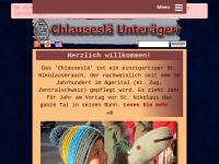 Chlauseslä Unterägeri - Nikolausbrauchtum