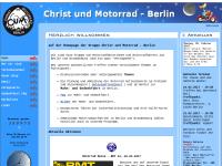 Christ und Motorrad Berlin