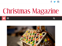 Christmas Magazine by Calla Design