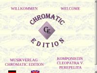 Musikverlag Chromatic Edition