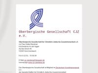 Oberbergische Gesellschaft für Christlich-Jüdische Zusammenarbeit