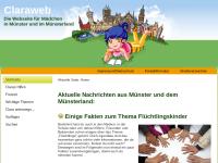 Claraweb für Mädchen in Münster