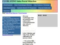 Clublatino.de Salsa - Portal München