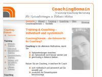 CoachingDomain
