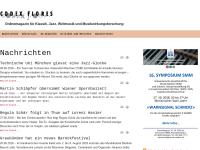 Codex flores - Onlinemagazin für Musikästhetik