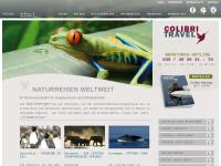 Colibri Umweltreisen