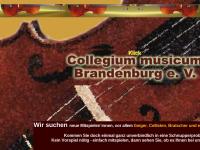 Collegium musicum Brandenburg e.V.
