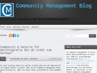 Community Management Blog