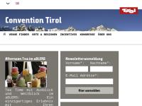 Convention Bureau Tirol