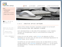 Creative Office Software Martin Strecker