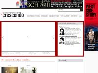 crescendo - das Klassikmagazin