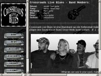 Crossroads Live Blues