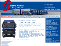 Cvetko Werner Transport & Logistik
